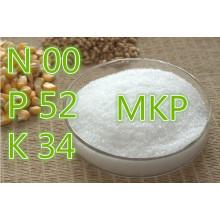 98% Fosfato de potasio mono, MKP, Fertilizante (0-34-52 fertilizante)