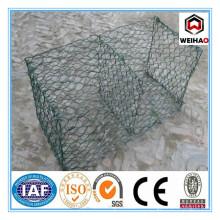 Filetage de cage en pierre galvanisée de haute qualité