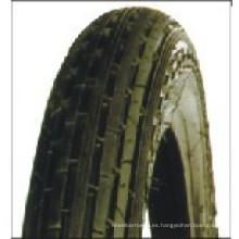 Neumático de motocicleta de caucho natural de alta calidad