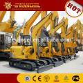 Excavadora de la correa eslabonada de 8 toneladas excavadora XE80 mini en China de la venta