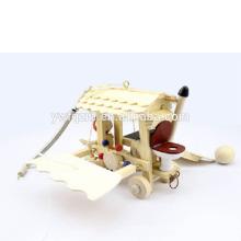 Juguete educativo muñecas voladoras de madera juguete