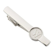 2.1 Inch Men Tie Clip With Silver Plated