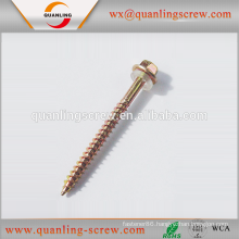 Wholesale china import hexagonal head roofing screw
