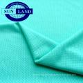 tissu maillé antibactérien en polyester cleancool silver ion