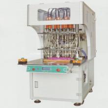 Máquina de bloqueo de tornillo automático de cabezales múltiples