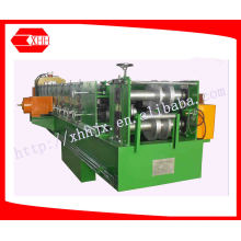 Z Purline Steel Forming Machinery with Pre-Punching and Pre-Cutting