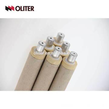 Oliter стандартный 604 одноразовые погружения треугольник расходных новое пришествие использован один раз быстрая термопара для жидкой стали