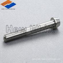 titanium taper head bolt DIN934
