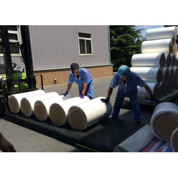BIG DOT SPUNLACE NONWOVEN