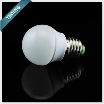 G40 2W PC Körper dimmbare LED Lampe Licht