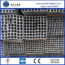 leading manufacturer sa 179 carbon steel square pipe