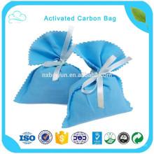 Reine natürliche Pflanzenextrakte / Aktivkohle-Tasche für die Innenluftreinigung