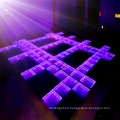 Etapa de luz, panel de pantalla LED, Disco LED Espejo Dance Floor