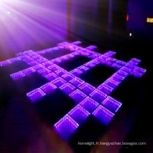 Piste de danse 3D LED