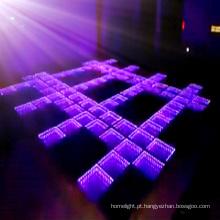 Diodo emissor de luz Dance Floor 3D