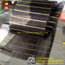 Malla de malla de malla de cable de malla de acero inoxidable malla