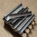 CNC Bending Services with Metal Parts