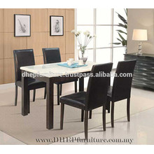 Esszimmer-Set, Esszimmer-Möbel, Holz-Ess-Set