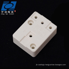 insulation 95% alumina ceramic thermostat ceramic part