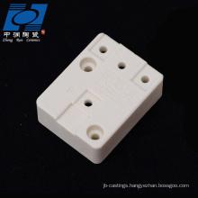 insulation 95% alumina ceramic thermostat ceramic part