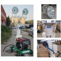 Grupo electrógeno diesel Torre de luz móvil (FZM400A)