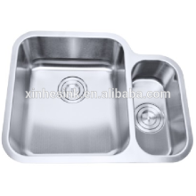 304 stainless steel different types kitchen sinks with two bowls