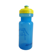 China Gold Supplier for Screw-Top Sports Bottle Custom Printing Translucent PE Plastic Water Bottle supply to Niger Wholesale