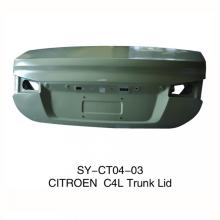 Trunk Lid For CITROEN C4L