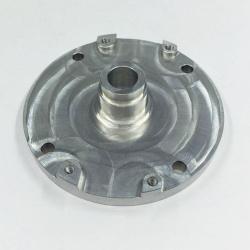 Horizontal Milling Machining Aluminum Parts