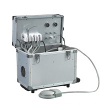 Portable Dental Unit with Head Light