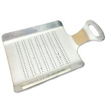 Herramientas de cocina al por mayor de acero inoxidable ajo máquina de cortar placa pelador de verduras rallador