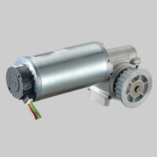Motores elétricos para portas de correr automáticas