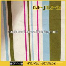 tela de lona impermeable de algodón polivinílico para tienda