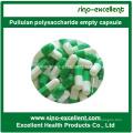 Vegetable Capsules Pullulan Polysaccharide Empty Capsule