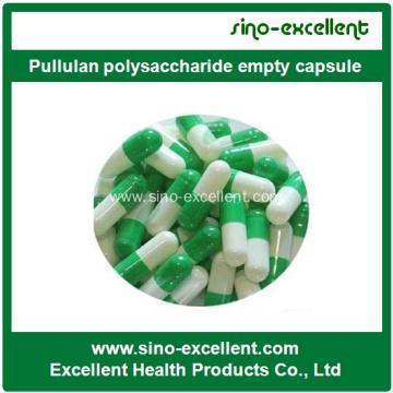 Cápsulas vegetales Pullulan Polysaccharide Vacuum Capsule