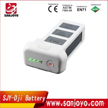 Dji spare parts Battery Dji Phantom 3 battery for Professional/Advance/Standard 15.2V 4500mAh Battery for Dji Phantom 3