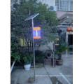 Solar Frequency Vibrational Insecticidal Lamp