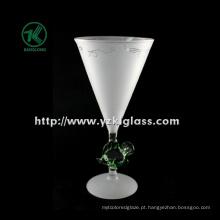Single Wall Frosting copo de vinho (DIA10.5 * 22)