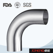 Stainless Steel Sanitary Long Type Welded 90d Bend (JN-FT1011)