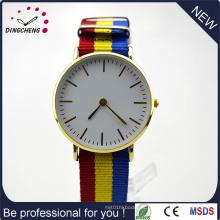 Maior Aço Inoxidável Automatic Wath Swiss Quality Mechanical Watch