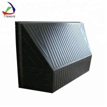 Consola de juguete de ABS de alta calidad de vacío formando plástico TV recinto