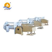 Pompe de puisard verticale pour le traitement des eaux usées