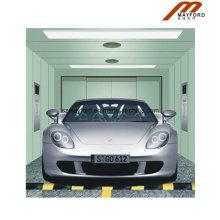 Gute Qualität Auto Aufzug mit gegenüberliegender Tür