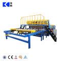 Máquina de solda de malha de vergalhões de aço para construção