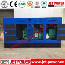 Generador diesel insonorizado de 160kw con el motor de Doosan