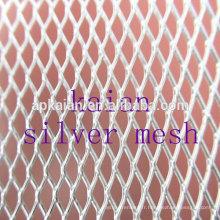 SWG 30gauge Pure Silver Mesh / Silver Screen / Silver Mesh Tissu ---- usine de 35 ans