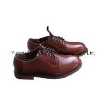 Zapatos de alta calidad de la oficina del ejército con buen precio