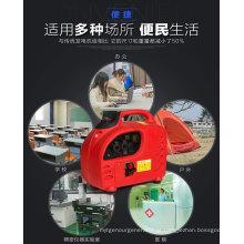 Gerador de poder portátil da gasolina do começo elétrico popular da série 2600W com Ce, GS EPA