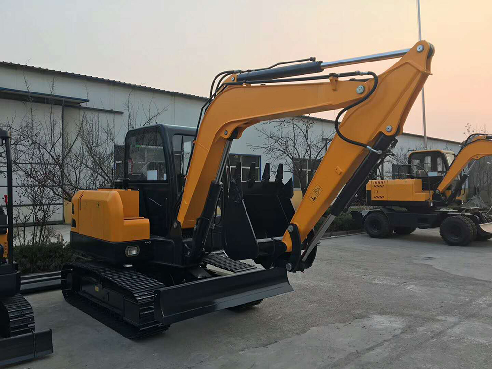 Construction Machinery Digger
