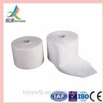 Spunlace toalla desechable seca no enrollable